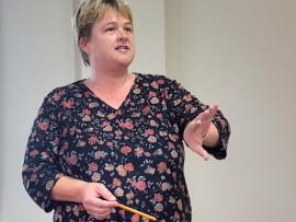 Mpact procurement specialist Antoinette Marais