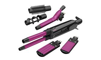 Hair Straightner Kit
