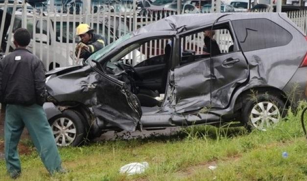 car crash gets week off to bad start