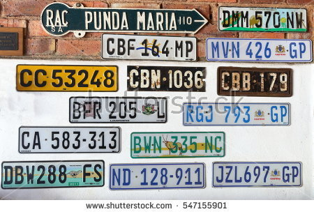 what to do if your car license plate has been cloned zululand observer. Black Bedroom Furniture Sets. Home Design Ideas