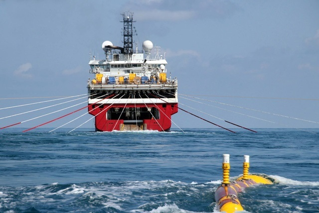 Search For Oil Off Richards Bay Zululand Observer