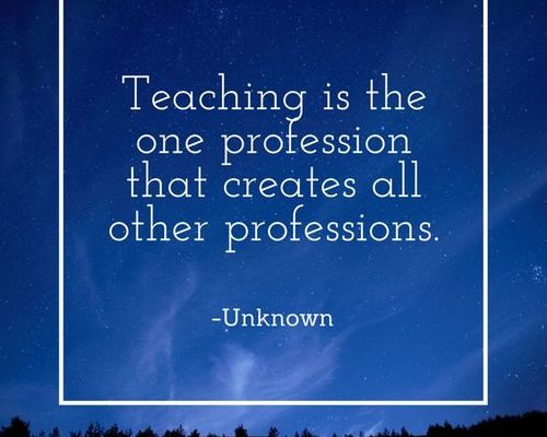 The best quotes to celebrate World Teachers' Day | Zululand
