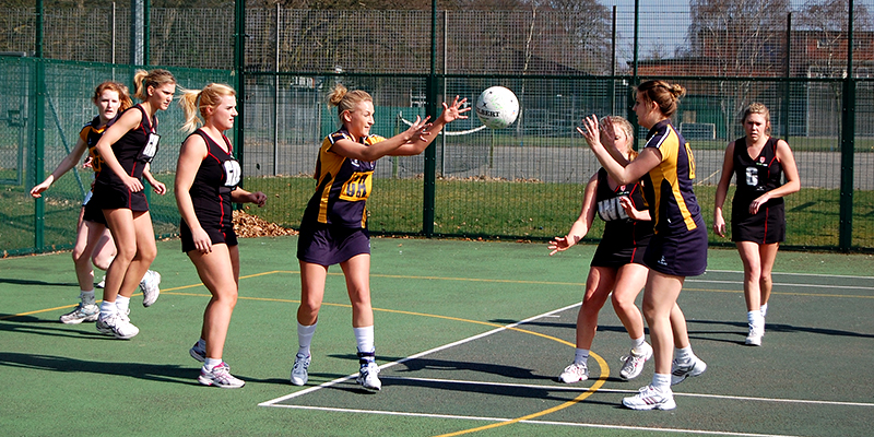 three second rule netball