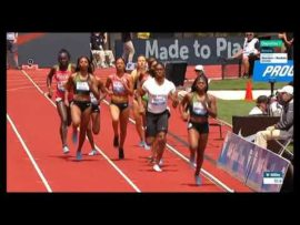 Caster Semenya in top form in 800m victory