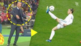 Craziest reactions to goals scored in football