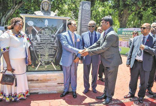 Local philanthropist honours leaders | Zululand Observer