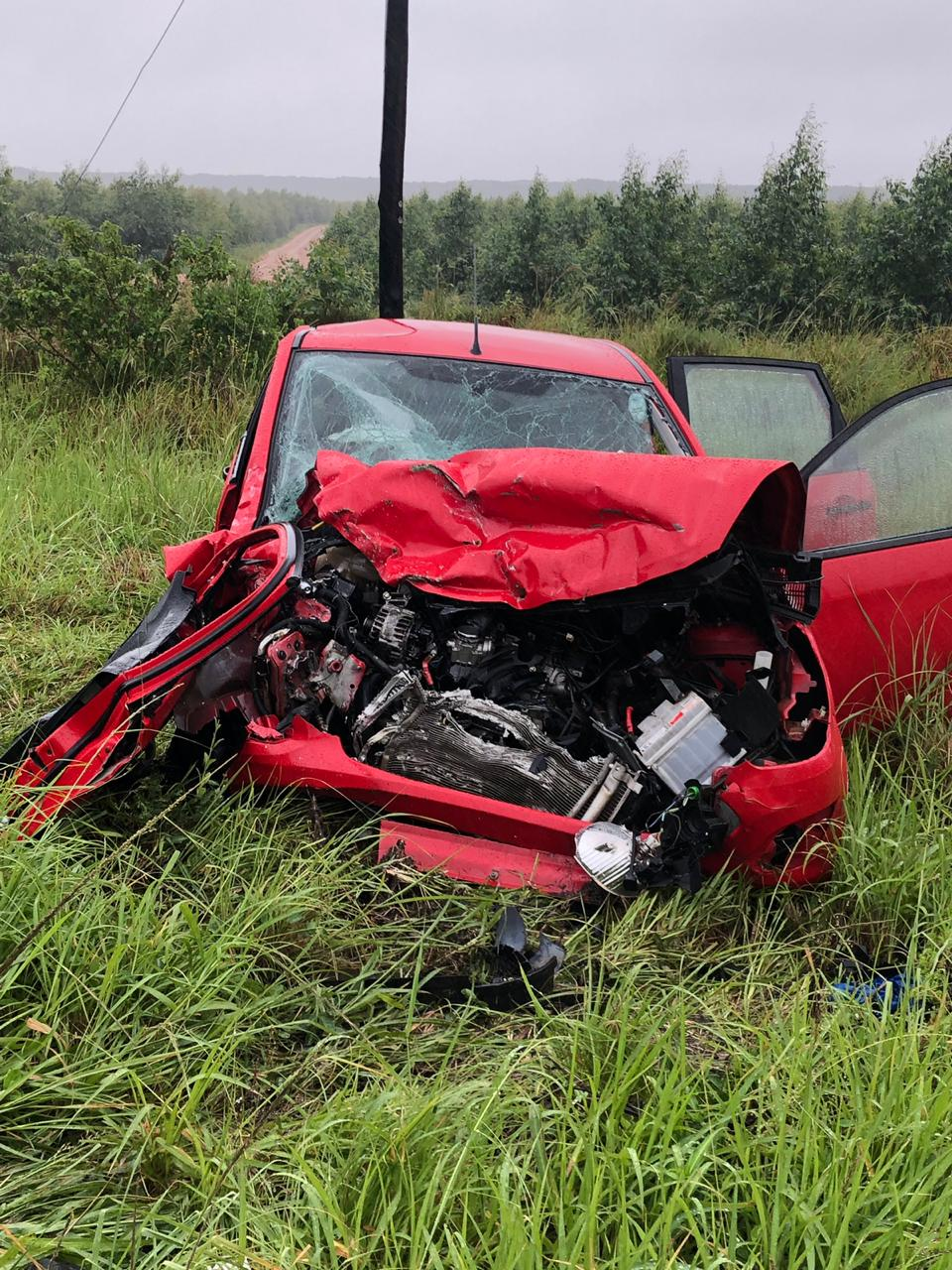 One dead in N2 multiple car accident | Zululand Observer