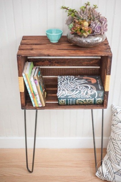 DIY Saturday: Nine ways to use wooden crates