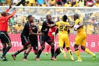 Kungesikhathi kukhuphuka imimoya emdlalweni womkhaya ngonyaka odlule phakathi kweChiefs nePirates. Lezimbangi zizobhekana kuloMgqibelo e-Orlando Stadium. Isithombe abakwaBackpagePix.