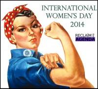 Usuku olugujwa umhlaba wonke lwe-International Women's Day