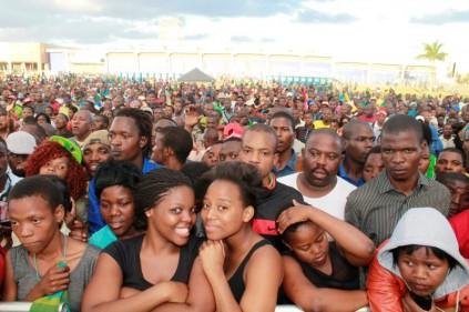 Izihlwele ebezihambele iNUZ Festival & Expo