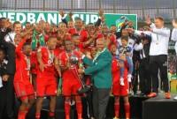 Iyiphakamise kanje indebe i-Orlando Pirates kade ithatha eyeNedbank Cup.