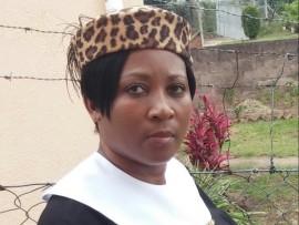 UNkk Nokuthula Magwanyana obulewe ngesihluku ngoLwesithathu olwedlule.