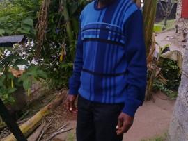 Kufunwa uMnuz M Zitomote Cele odukile. Isithombe: Sithunyelwe