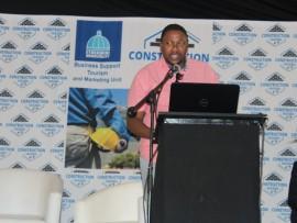 UMNUZ  Afrika  Ndima woPhiko lweTown  Planning yeTheku obekwi-Construction Indaba  Isithombe: Thobile Zwane