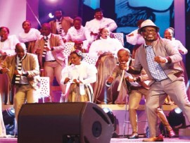 Ikhwaya ye-Joyous Celebration 20 izocula eICC ngempelasonto.