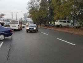 Six children injured in taxi accident, Pietermaritzburg. (Custom)