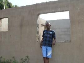 Umuzi oyingxenye yalezi ezingaqediwe ku Ward 82, kuMaponya Street.  ISITHOMBE: Thobele Nzama