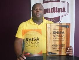 Izindondo ezisemqoka ziklonyeliswe indawo yombumnandi Eyadini Lounge kowe Shisa Nyama Awards obuse Peoples Park ngoMgqibelo. Isithombe: Sabelo Ngema