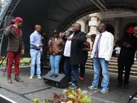 Amaciko aseThekwini azothola ithuba lokuzibonakalisa emcimbini we Essence Festival Durban lapha bathathwe eCity Hall, kugqugquzelwa ukuthengwa kwamathikithi ngeledlule. Isithombe: Sabelo Ngema