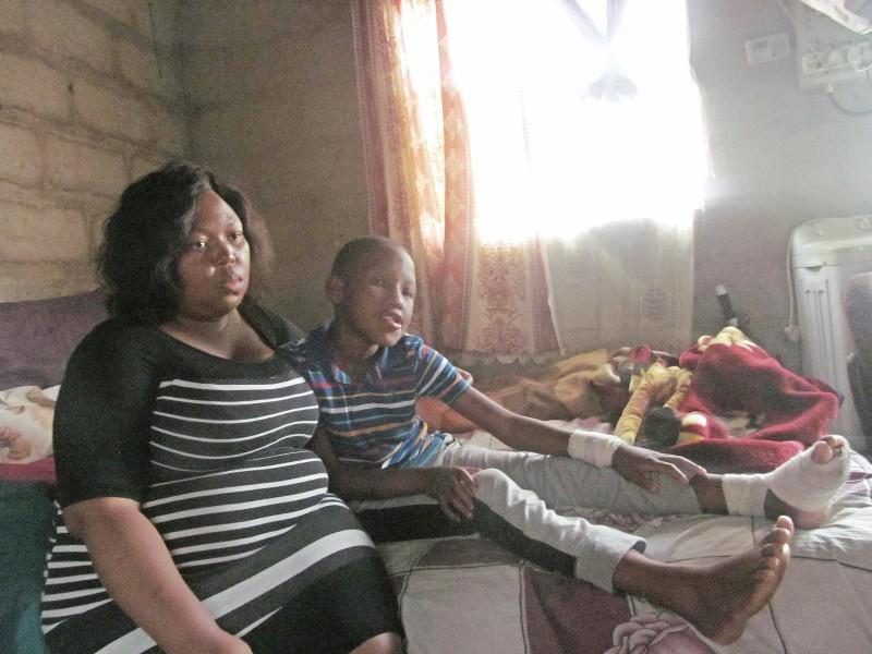 Kunzima kumfana (12) olunywe ingulube   Eyethu News