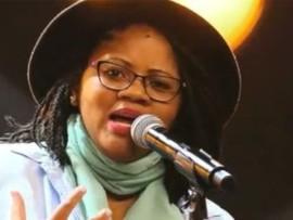UNoma Khumalo owine umcintiswano wama-Idols ngeSonto.