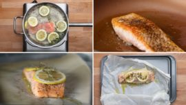 Cook your Salmon differently tonight