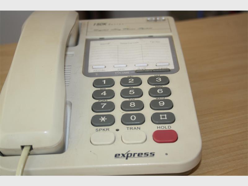 Telephone image.