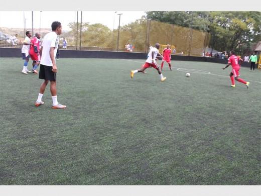 Kappa Park Kyalami is hosting a five-a-side soccer tournament on 9 July. 73fc7dc30fcfd