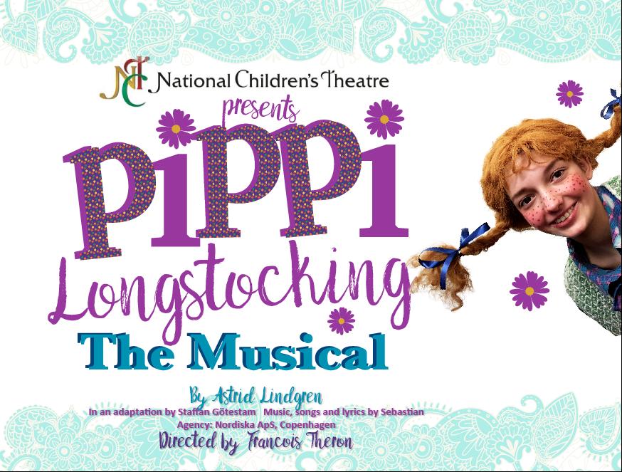 Pippi Longstocking Logo+