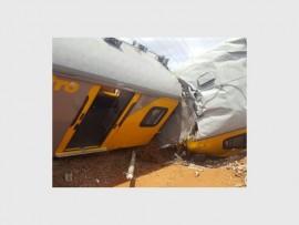 A train collision in Esselen Park which sparks a future Rail Summit.