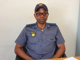 Ivory Park Police spokesperson, Captain Bernard Matimulane speaks about unlicensed firearm arrests.