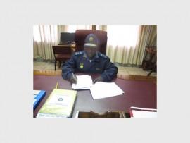 Ivory Park Police Station Commander Brigadier David Ngcobo.