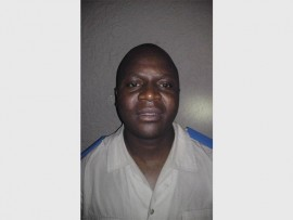 Sinethemba Bhebhe, the ADT reaction officer who caught a suspected burglar.