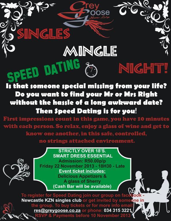 Singles events newcastle