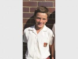 Ruben Viviers van Huttenpark Primêre Skool  is onlangs verkies tot die KwaZulu-Natal B tennisspan. Die Hutties is baie trots op hom!
