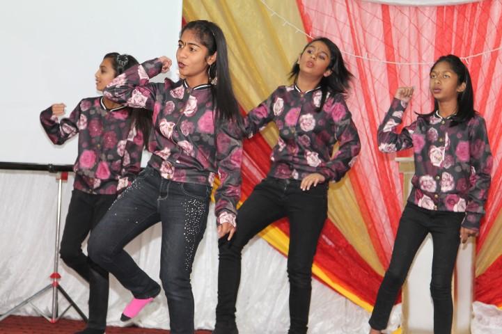 ckn Dance school