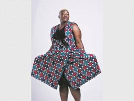 Be sure to catch Celeste Ntuli's show this Saturday.
