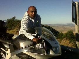 Ramesh Ramdhani. Photo taken from Facebook.