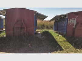 A resident used this image to further her complaint regarding the post boxes in Amajuba Park.