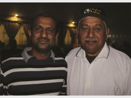 Rajendra Jaggernath and Vishal Gurlal.