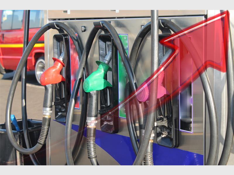SAfrican petrol, diesel price to go up this week