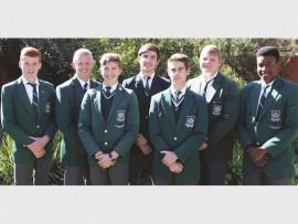 o/16 NKZN Rugby: Andre Lategan,  Johandre Buitendag,  Phillip Gaffney,  Dominic Batista,  Dyllan Smith,  Dyllan Botha,  Thando Nkabinde.
