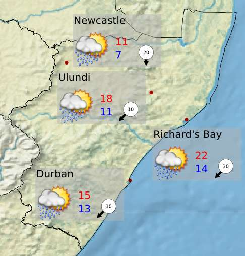 Newcastle cautioned as heavy storms forecast Newcastle Advertiser