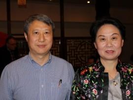 Robert and Julia Han