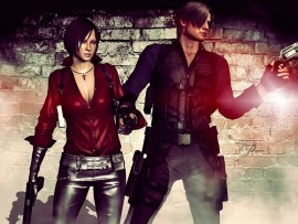 Maybe the new CG movie will clear up the relationship between Ada and Leon - probably not.