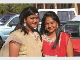 Rashika Somaru and Rebbeka Ashantallal.