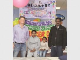 Anton Bouwers, Privasrshan Pillay, Mishayl Bhagwanthipersadh and Cllr Matthew Shunmugam.
