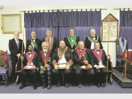Back: David Couper, Peter Coleman, Peter Evans, Matthew Ryan, Harry Guild. Front: Sias Madi, David Rutherford, Warren Seegers, Gary Lavarack and Quinton Boucher.