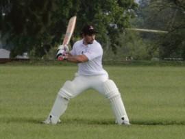 Highlands batsman, Juan Brits.